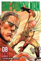 One-punch Man 08 by ONE © 2016 (Added: 3/28/17)