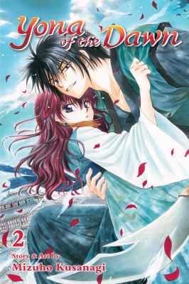cover of Yona of the Dawn 2