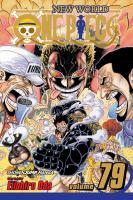 One Piece : Vol. 79 : Lucy!! by Oda, Eiichiro © 2016 (Added: 8/3/16)