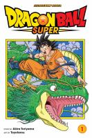 Cover art for Dragon Ball