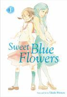 Sweet Blue Flowers 1 by Shimura, Takako © 2017 (Added: 1/23/18)