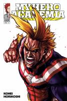 My Hero Academia. Vol. 11, End Of The Beginning, Beginning Of The End by Horikoshi, Kåohei © 2018 (Added: 5/2/18)