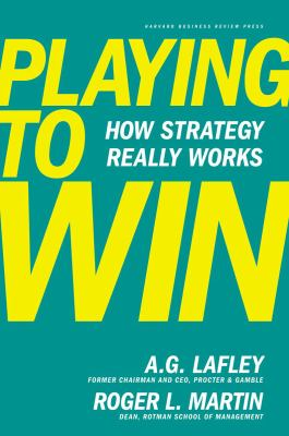 Cover image for Playing to win