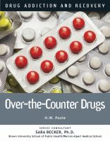 Over-the-counter Drugs by Poole, Hilary W. © 2017 (Added: 2/9/17)