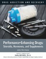 Performance-enhancing Drugs : Steroids, Hormones, And Supplements by Perritano, John © 2017 (Added: 2/9/17)