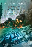 The Battle Of The Labyrinth by Riordan, Rick © 2009 (Added: 2/15/17)