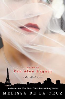 Details about The Van Alen legacy : a Blue Bloods novel