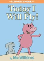 Cover art for Today I Will Fly!
