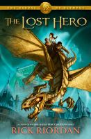 The+lost+hero by Riordan, Rick © 2010 (Added: 6/22/16)