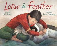 Lotus++feather by Jiang, Ji-li © 2016 (Added: 1/9/17)