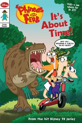 Details about Phineas & Ferb: It's About Time