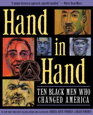 Hand in Hand by Andrea Davis Pinkney; Brian Pinkney (Illust)