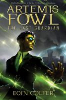 Cover art for Artemis Fowl