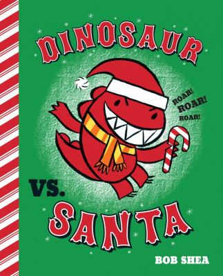 Cover image for Dinosaur vs. Santa