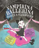Cover art for Vampirina Ballerina