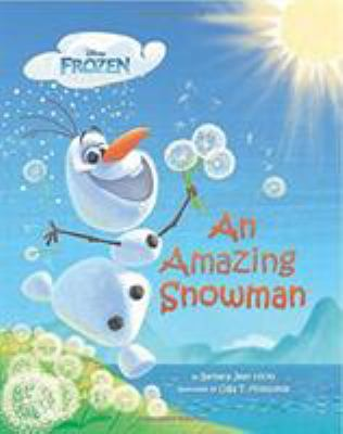 cover of An Amazing Snowman