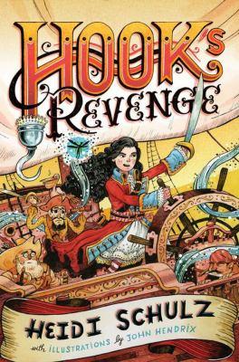 cover of Hook's Revenge