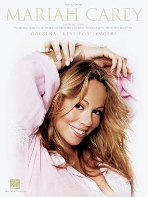 picture of Mariah Carey songbook