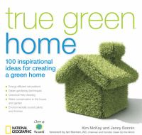cover of True Green Home