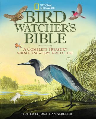 Cover image for Bird-watcher's bible 