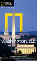 National Geographic Traveler Washington, D.c. by  © 2002 (Added: 5/9/18)
