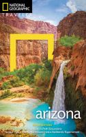 National Geographic Traveler Arizona by  © 2001 (Added: 4/19/18)