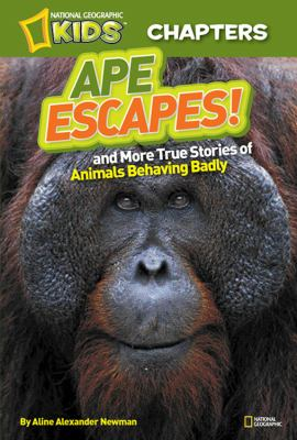 Cover image for Ape escapes!