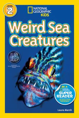 Cover image for Weird sea creatures