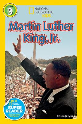 Cover image for Martin Luther King, Jr.