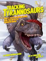 Cover art for Tracking Tyranosaurs