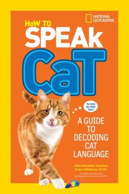 cover of How to speak cat