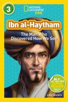 Cover art for Ibn al-Haytham
