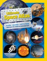 Cover art for Ultimate Space Atlas