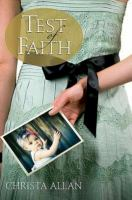 Test Of Faith by Allan, Christa © 2014 (Added: 1/15/15)