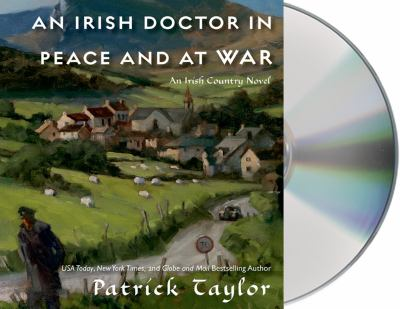 cover of An Irish Doctor in Peace and at War