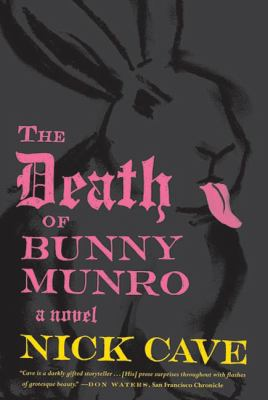 cover of The Death of Bunny Munro