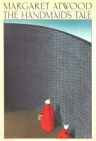 The Handmaids Tale by Margarget Atwood (book cover)