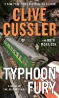 Cover art for Typhoon Fury