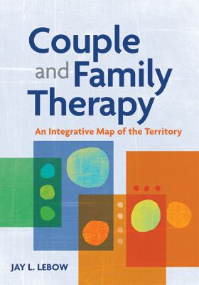 Book jacket for Couple and Family Therapy