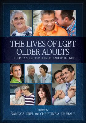 Book jacket for The Lives of LGBT Older Adults