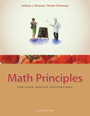 Math Principles for Food Service Occupations textbook