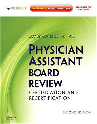 Physician assistant board review : certification and recertification