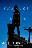 Cover art for The Girl from Venice