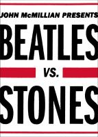 Cover art for Beatles vs. Stones