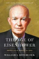 Cover art for The Age of Eisenhower
