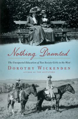 Cover image for Nothing daunted