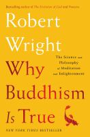 Cover art for Why Buddhism is True