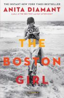 Cover art for The Boston Girl