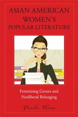 book cover of Asian American Women's Popular Literature