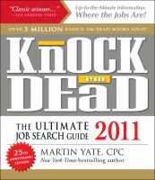 Cover:  Knock 'em Dead